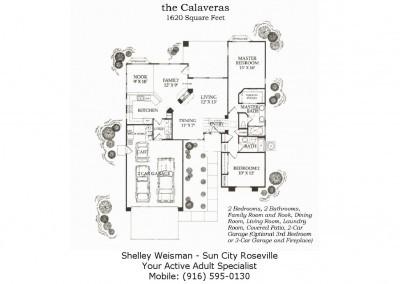 the Calaveras