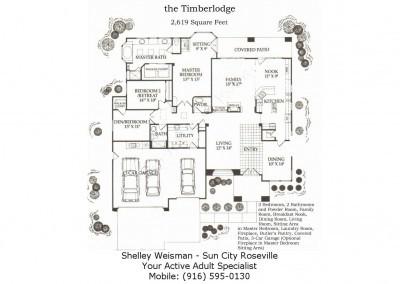 the Timberlodge